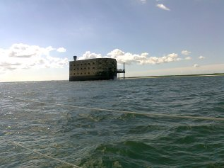 Fort Boyard, September 2017