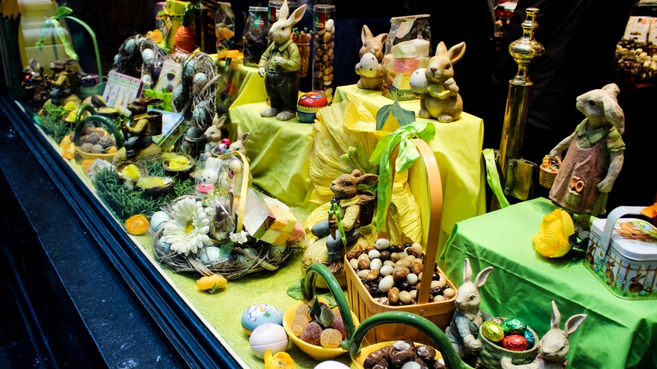 Fries, waffles,chocolate and beer : Easter weekend in Brussels